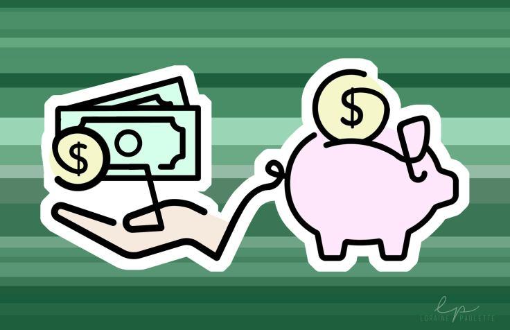 Ilustración blog Cuentas de ahorro y corrientes